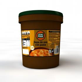 CHICKEN & NOODLES SOUP 1 KG