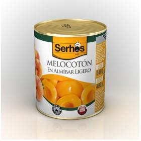 MELOCOTON EN ALMIBAR A.F. 1 KG