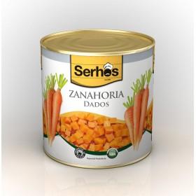ZANAHORIA DADOS 3 KG
