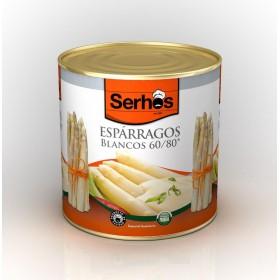 ESPARRAGOS BLANCOS 60/80 1ª 3 KG